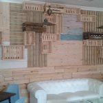 Revestimiento decorativo pared